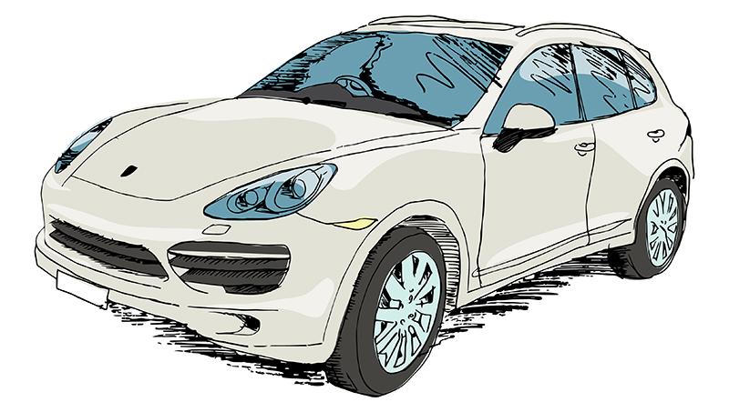 Porsche_SUV